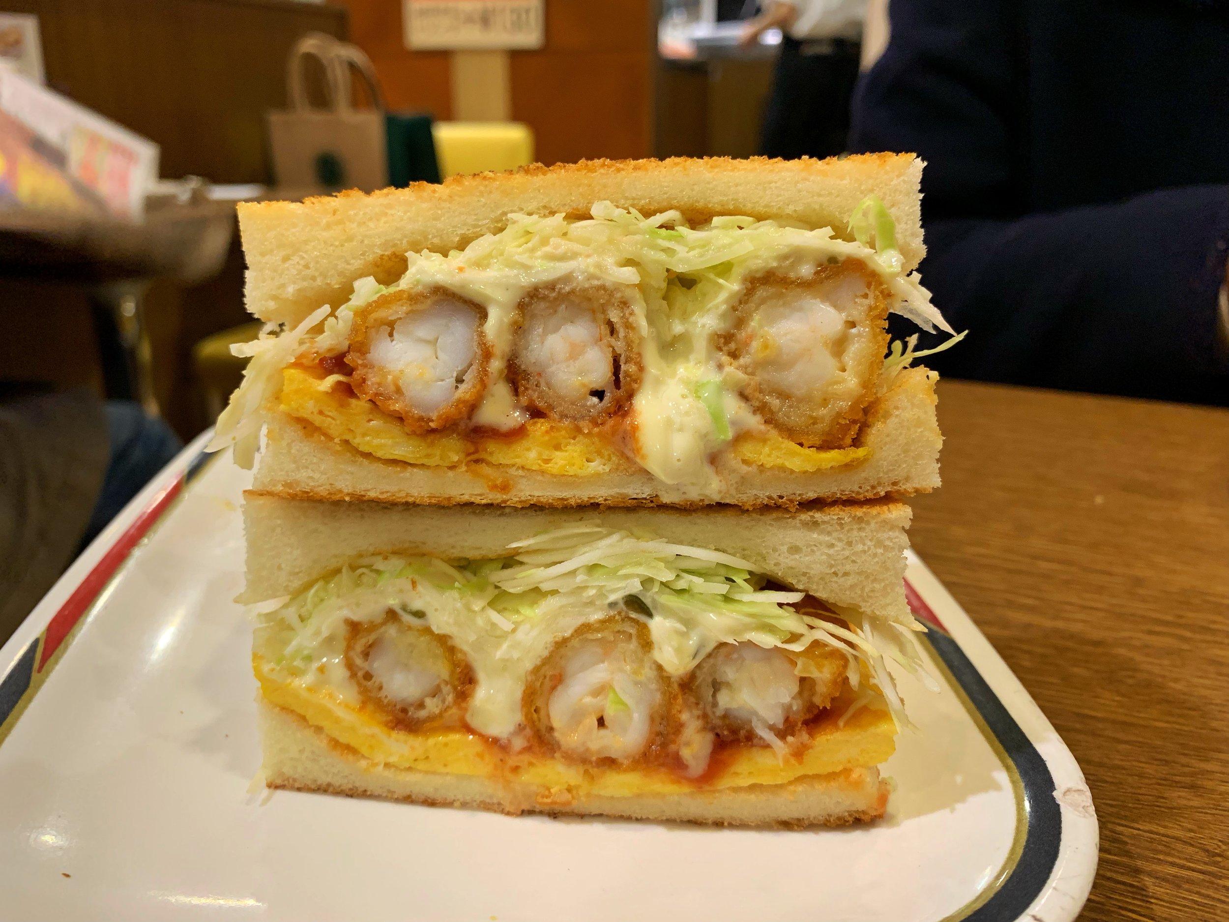 konparu breakfast nagoya japan