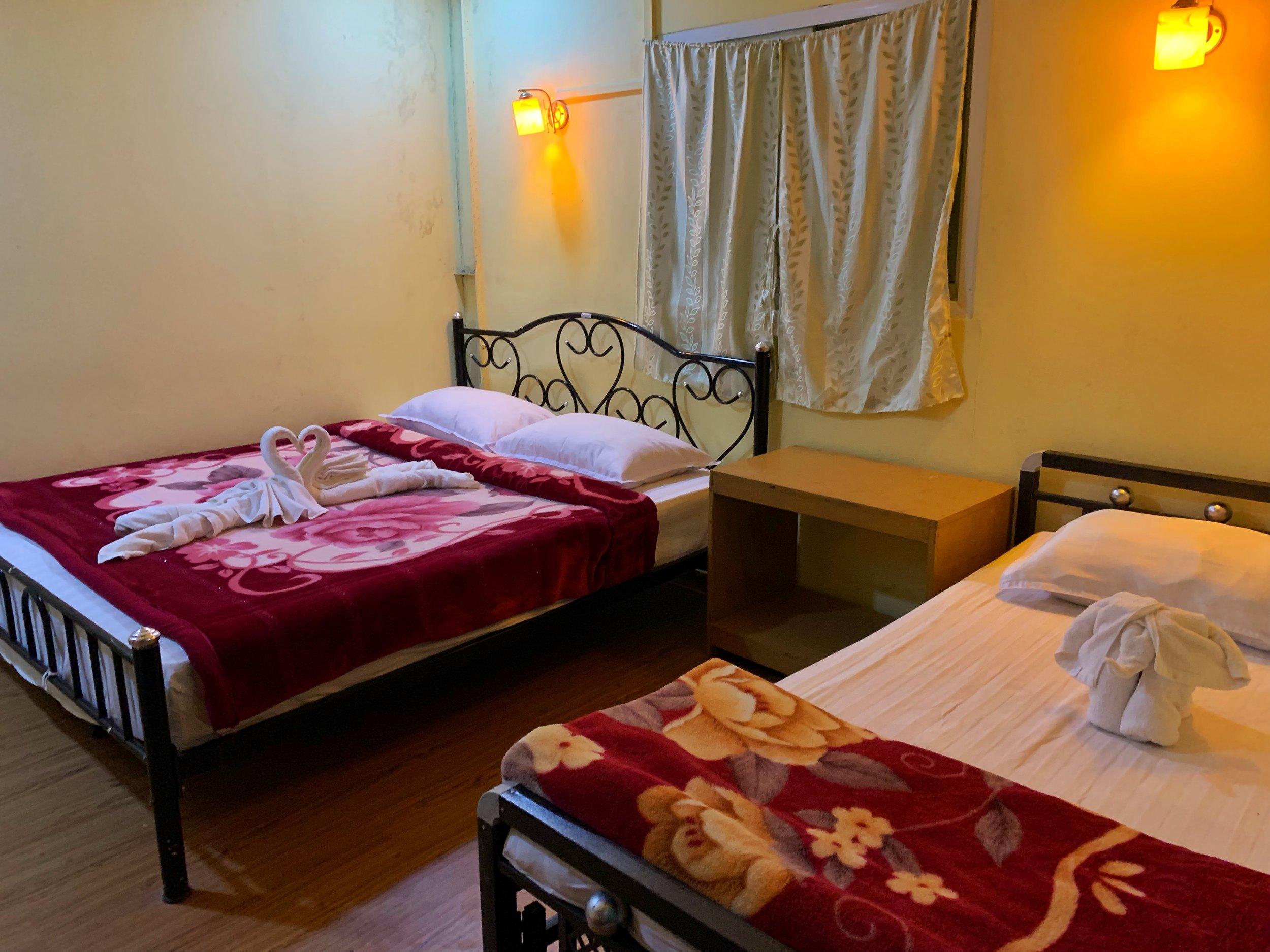 thandaunggyi accommodation myanmar b&b