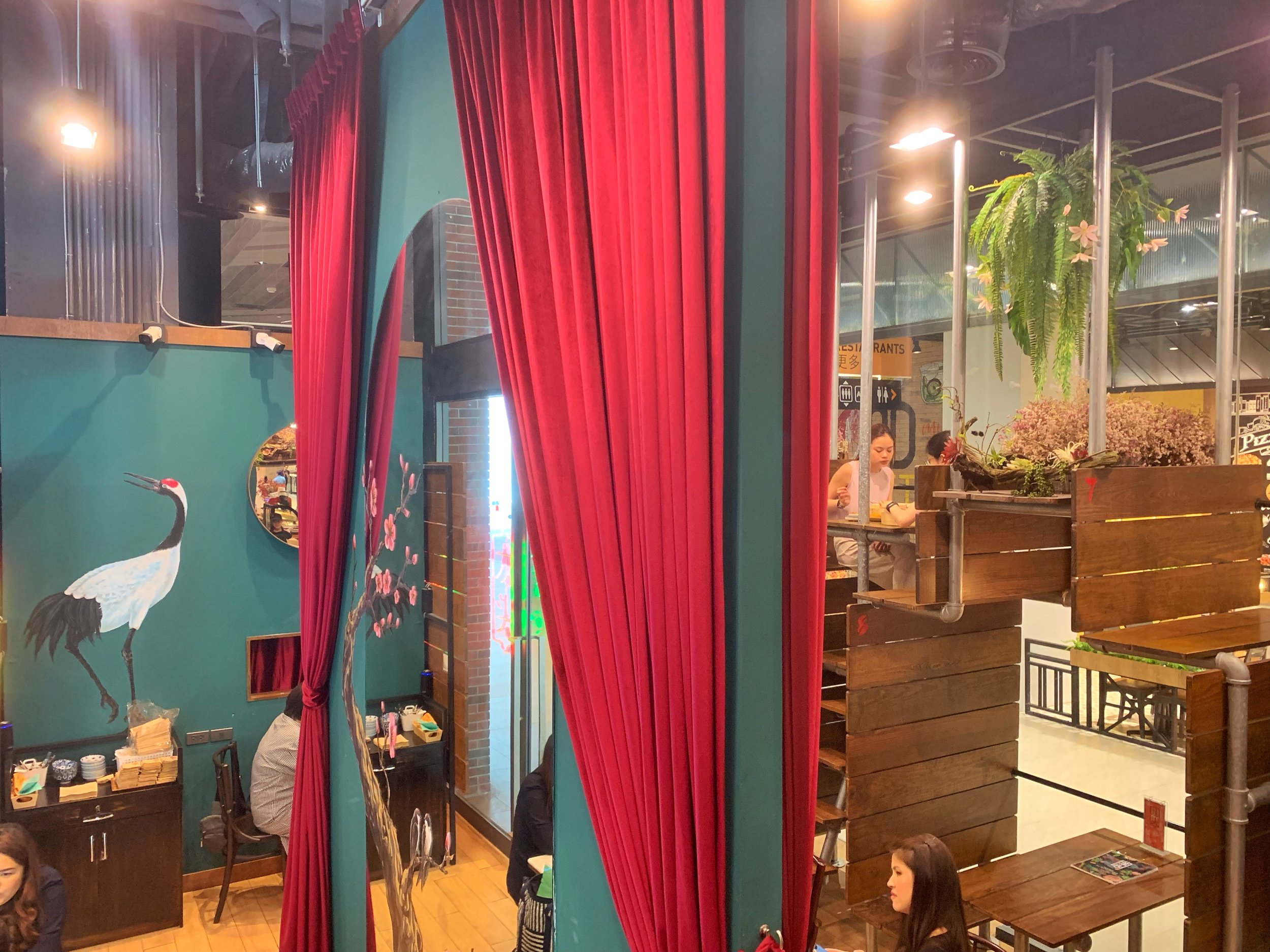 lhongtou cafe bangkok thailand the market