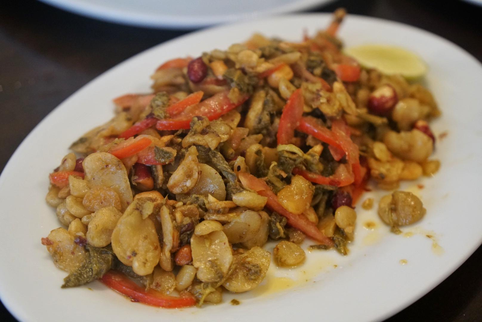 linkage yangon myanmar food