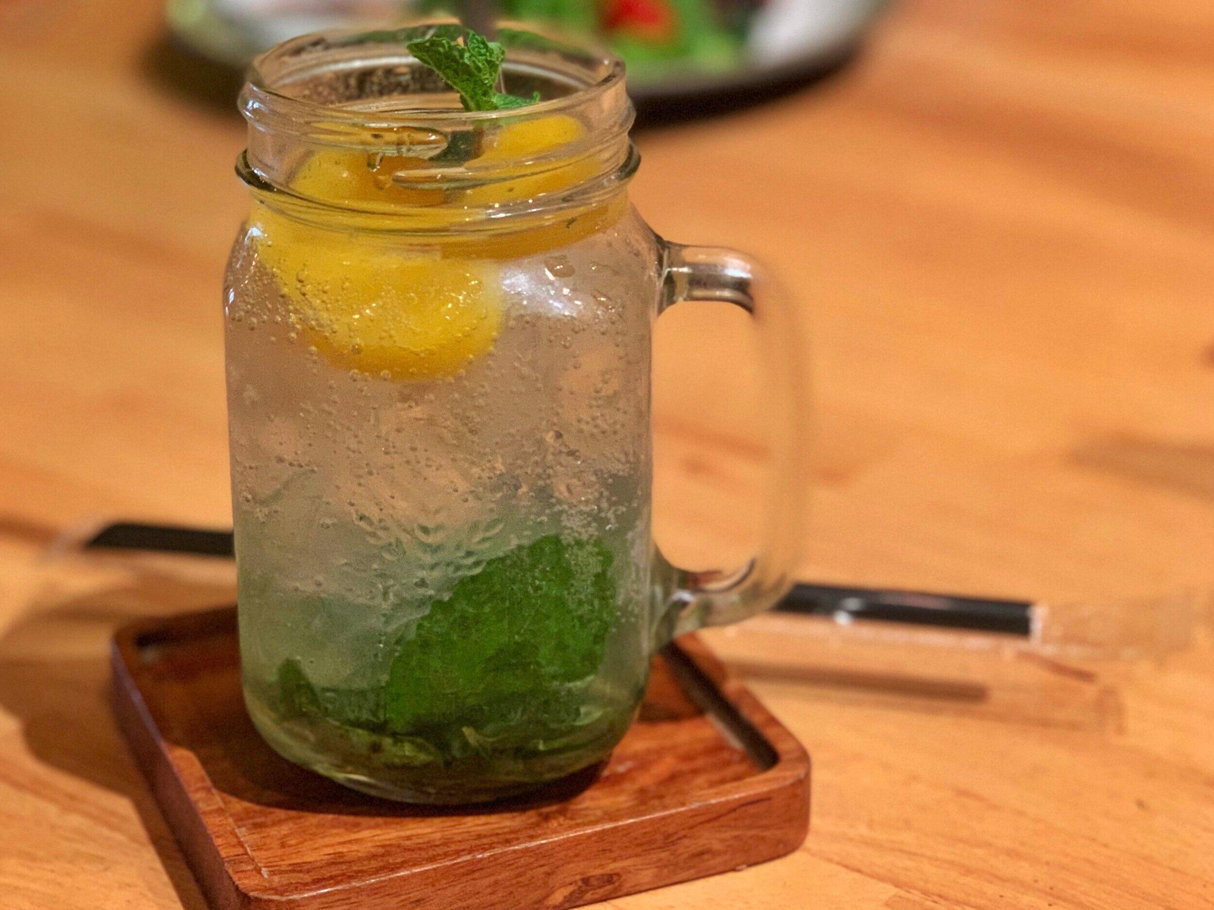 hummingbird cafe bandung indonesia drinks