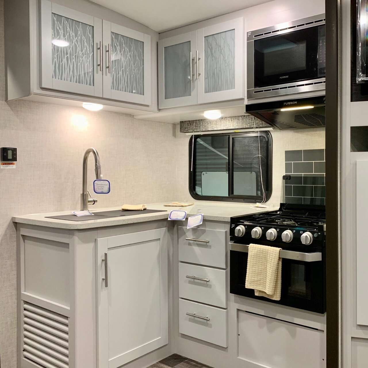 8 Interior Design Trends In The World Of Rvs And Campers Lighter Side Interiors