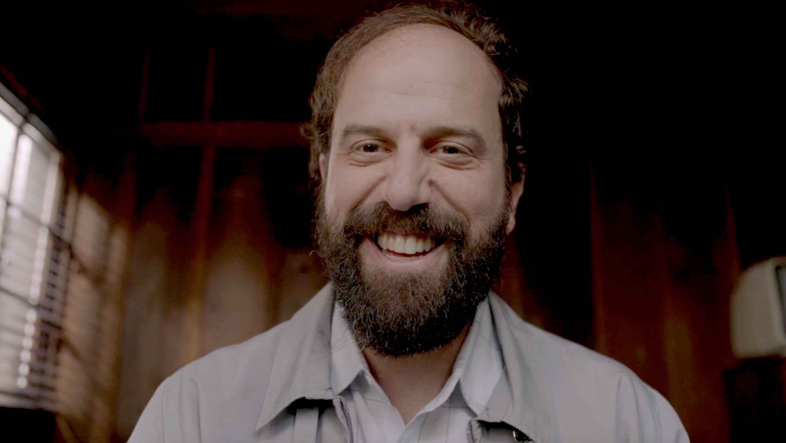 brett gelman as big man -