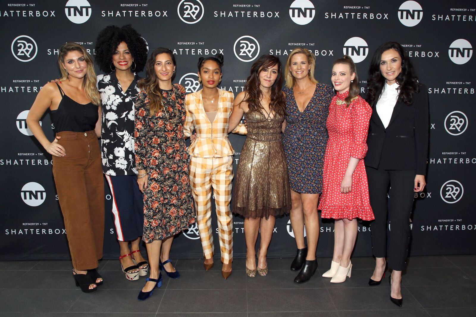 TORONTO FILM FESTIVAL PREMIERE! With Shatterbox on TNT and RefinERY29 -