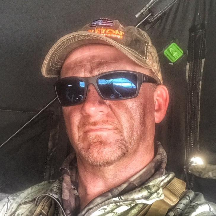"""Kenny Hollingsworth, """"He is an avid bow hunter from NC. Firenock has been his go to choice for reliable arrow components for years."""""""