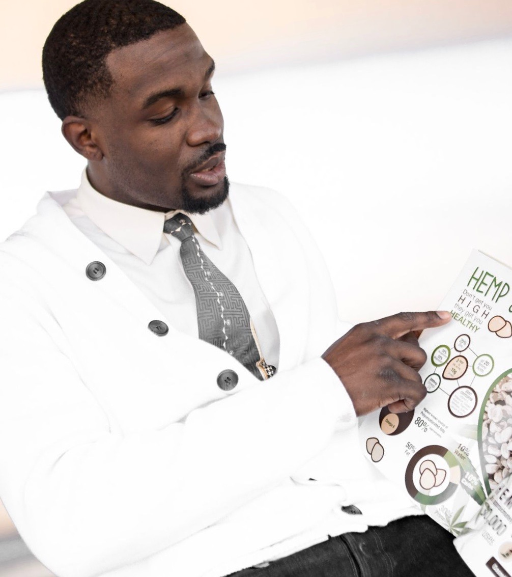 Akeem Gardner, CEO & Co-Founder of Atlas 365 Inc., is a dedicated, hard-working, and driven individual who is focused on community building and innovation in niche markets. His core work includes education and character development through sport, motivating our youth - the leaders of tomorrow, and helping create opportunities in the cannabis/hemp industry. He has recently earned his LL.B from the University of Kent in Canterbury (UK) and is working towards being a licensed lawyer by the Law Society of Ontario.