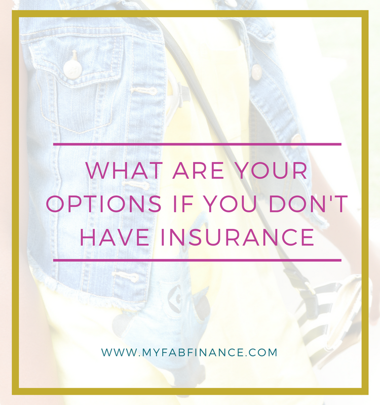 9 Options If You Don't Have Insurance