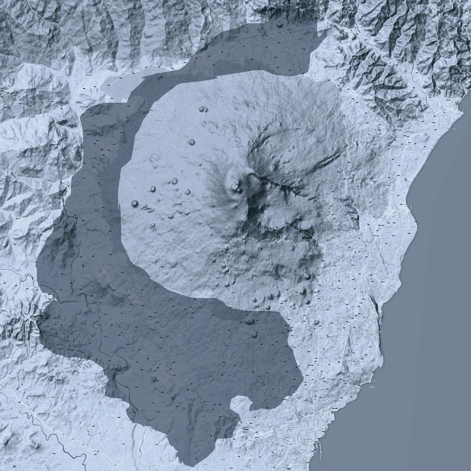La Mappa - DOP Monte Etna