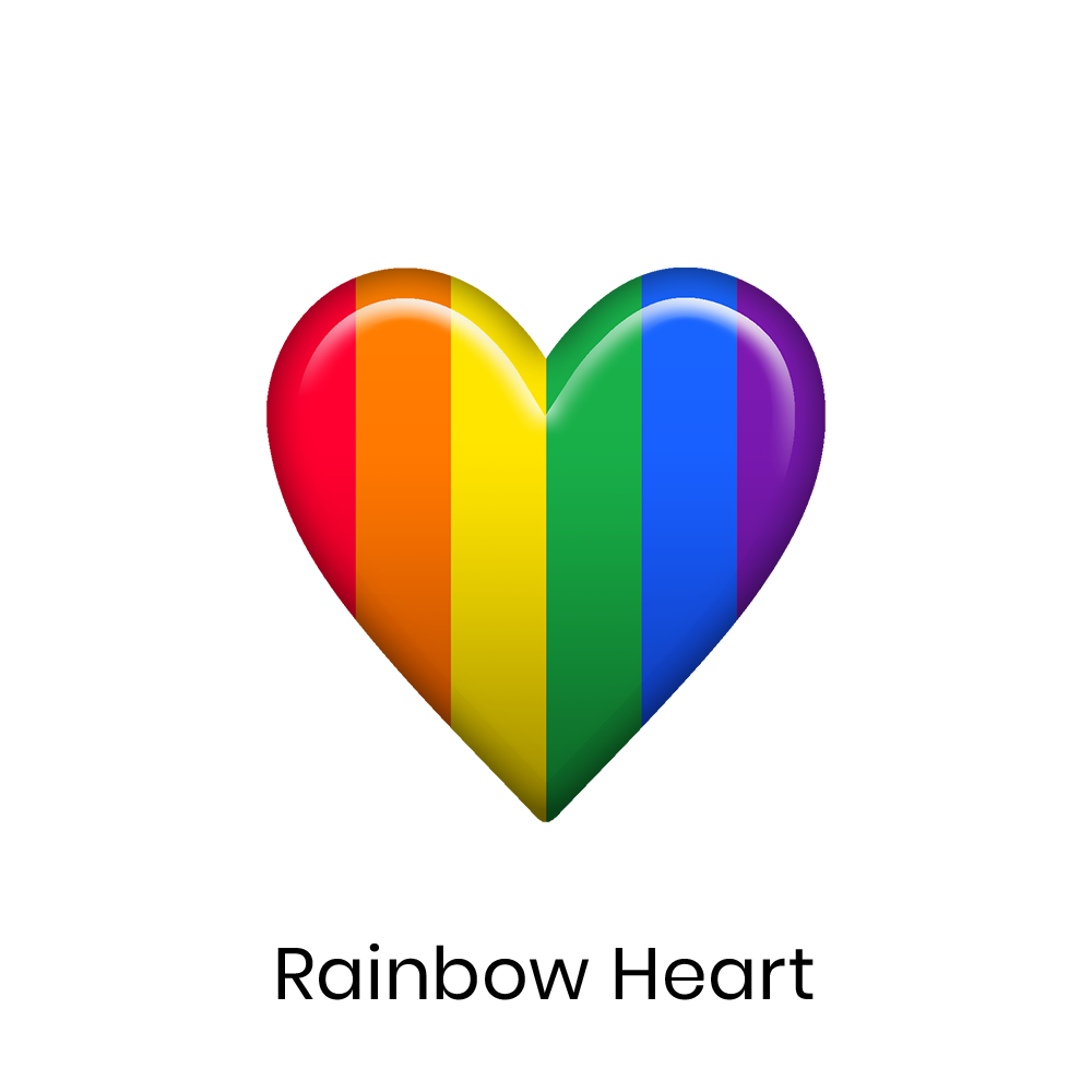 Rainbow Heart  The LGBT social movement in Taiwan has been regarded as the most progressive one in Asia. According to the Constitutional court ruling, same-sex marriage will be legal in Taiwan in 2019.