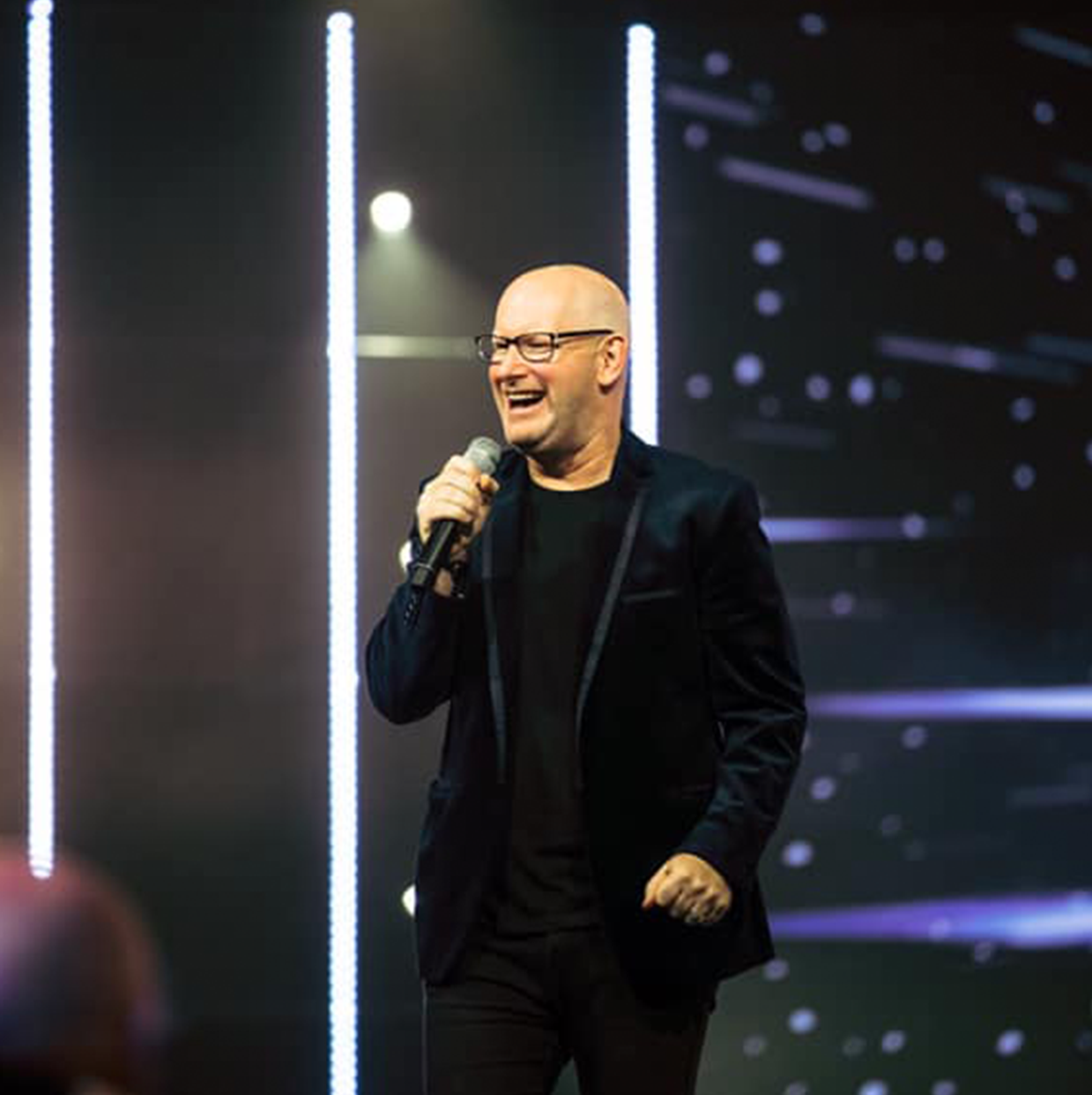 Ps Russell Evans