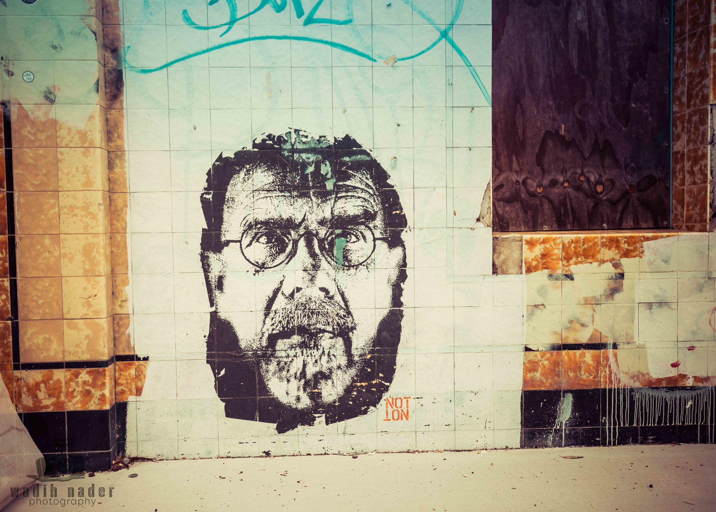 """John Lennon""  Scenic Drive, Wollongong | 2018"
