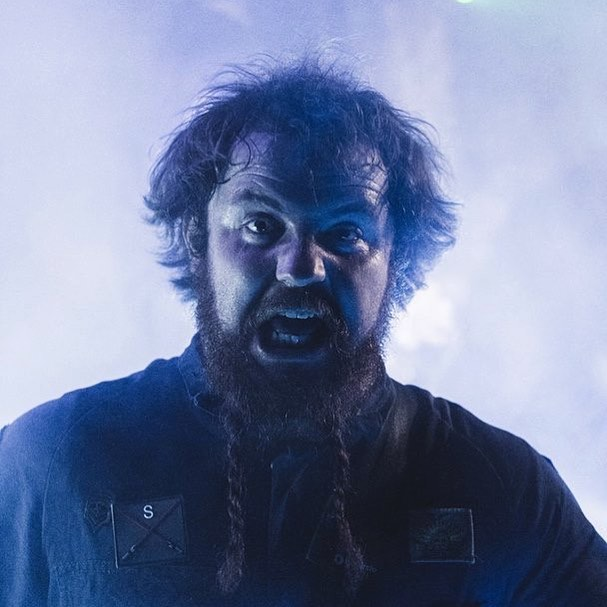 The bass man cometh. Our show with @naberusband, @primitiveaus & @armoured_earth cometh soon too! 13 April @thebendigo . . . . . #whitewalker #bassist #gimli #toxicon #melbournemetal #bendigohotel #gig #aussiemusic