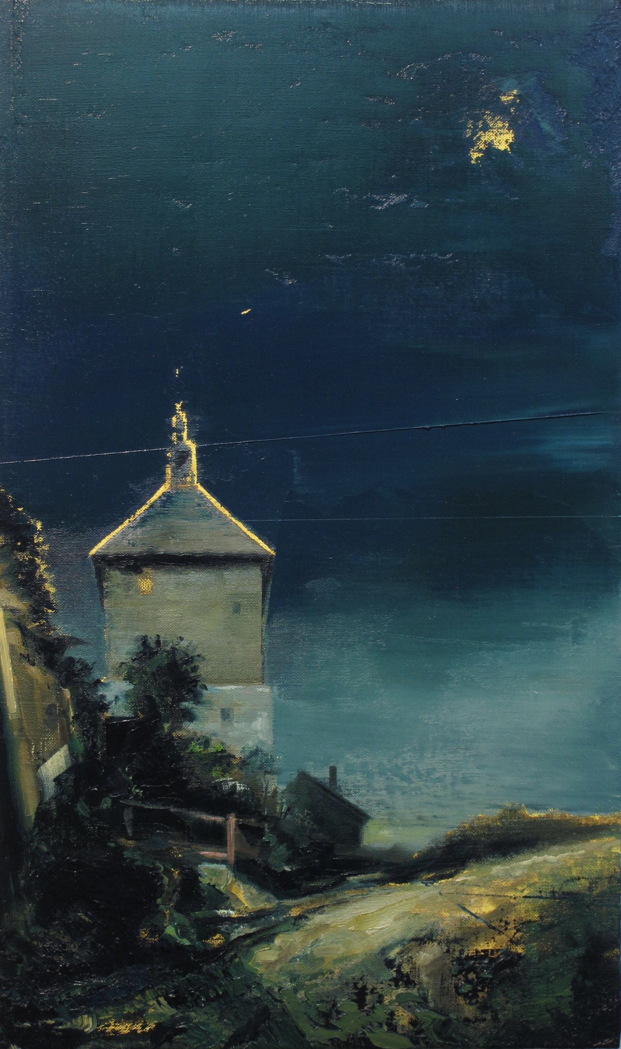 Nocturne/Tower (1731)