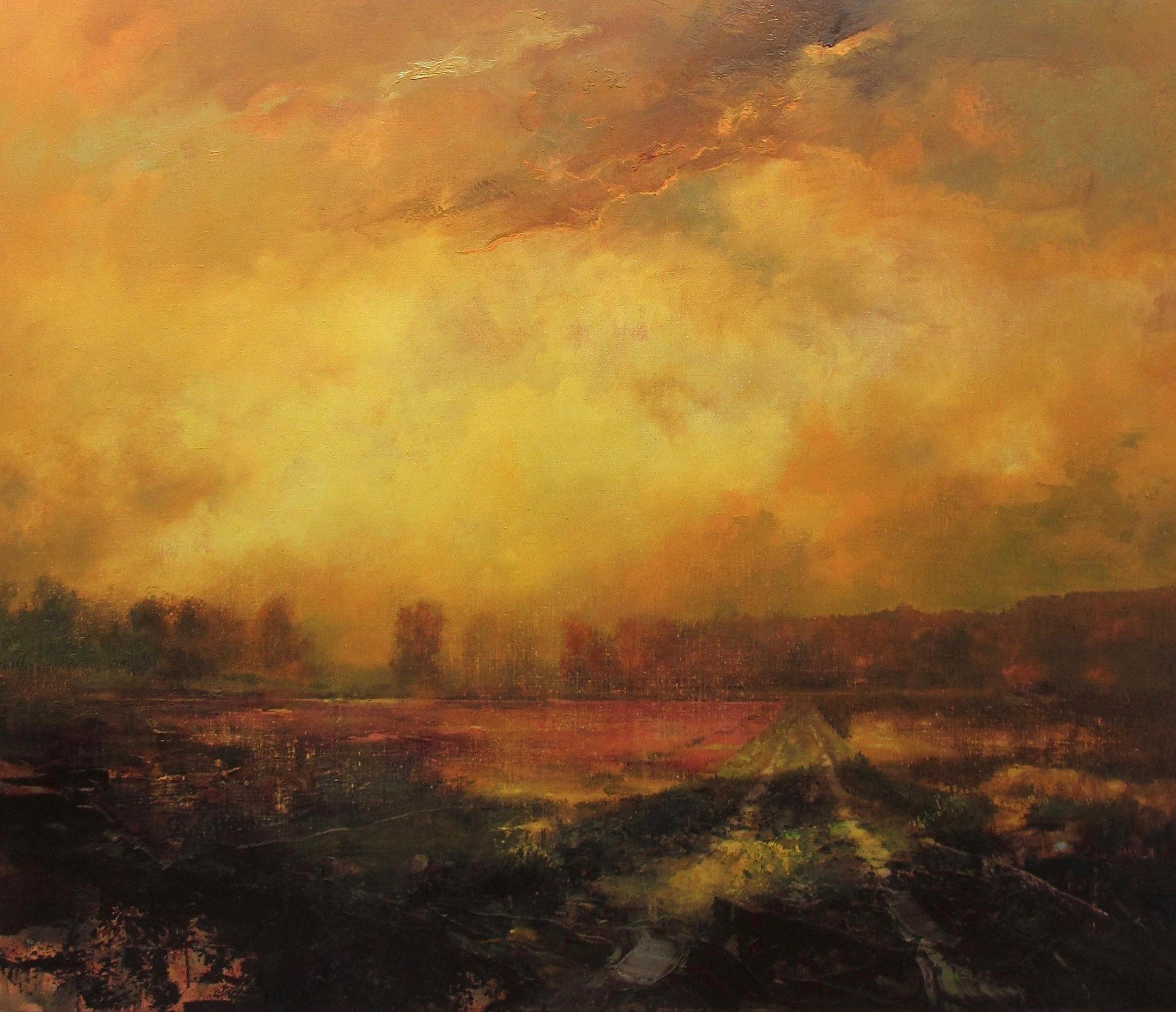 Bog/Yellow Sky (1817)