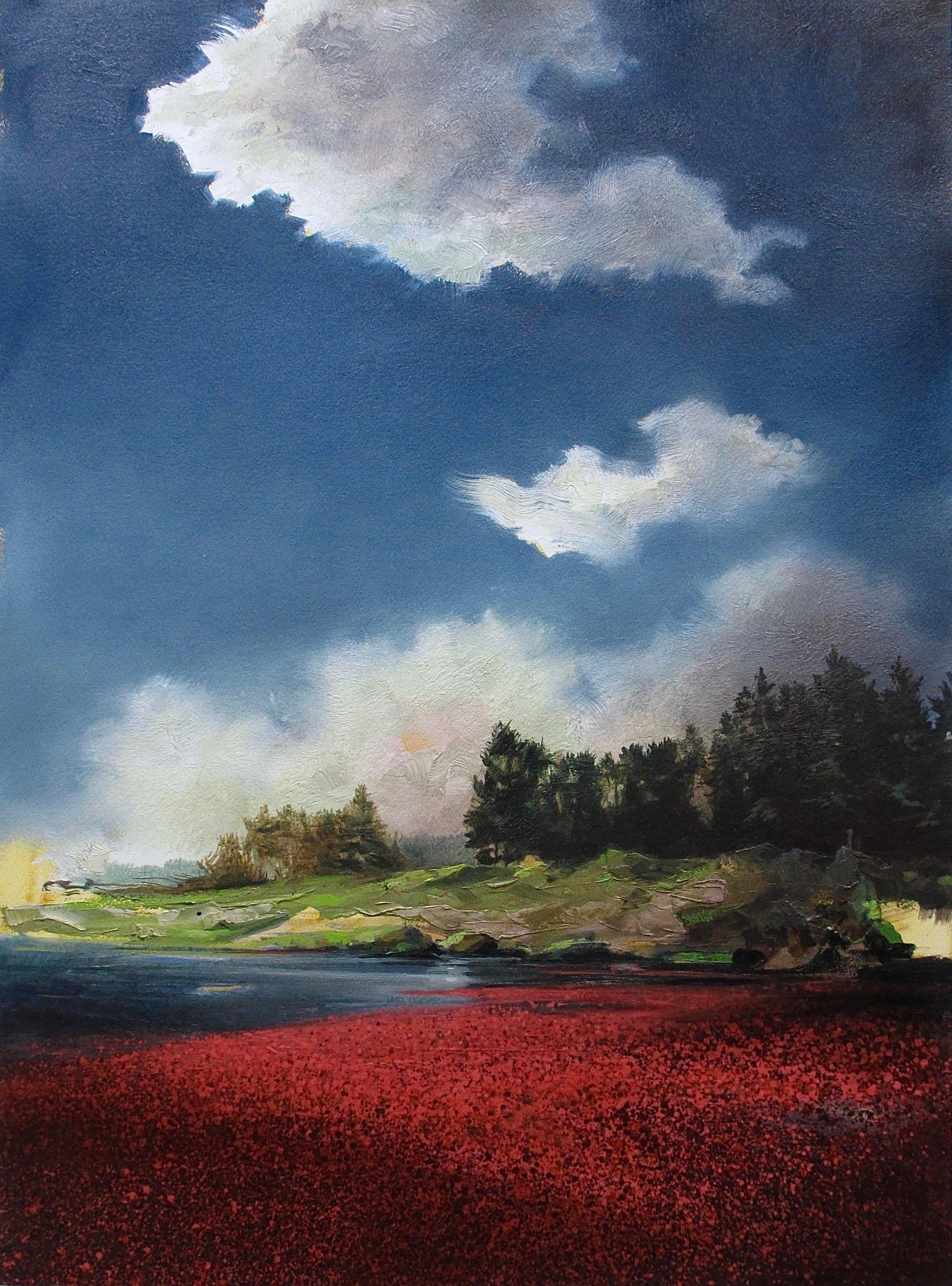 Bog/White Cloud (1843)