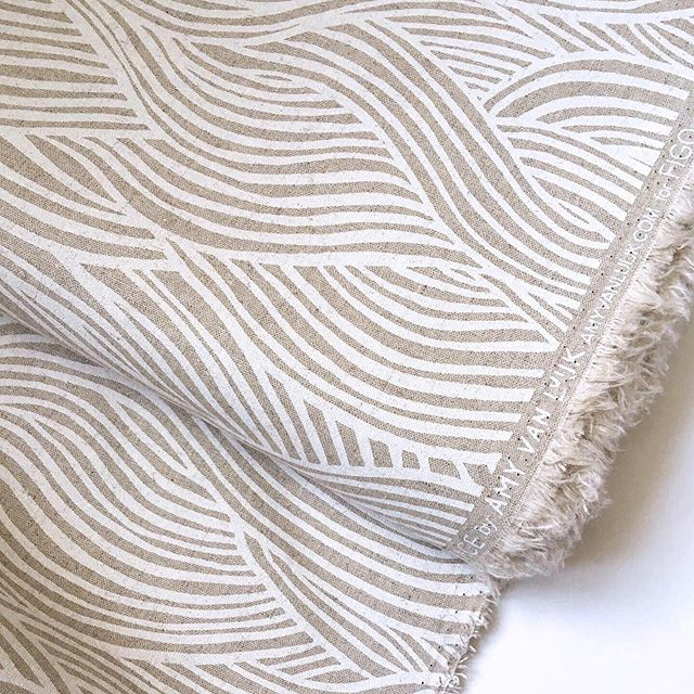 Favourites from my new collection with @figofabrics ...beautifully printed in Japan on a natural linen cotton blend