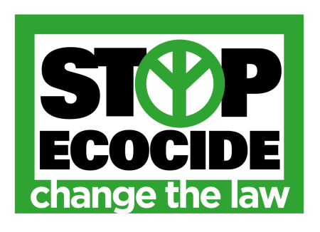 stop ecocide: change the law - This episode was recorded a few months before Polly's death in May 2019 yet her work lives on. Click here to stop ecocide and become an earth protector.