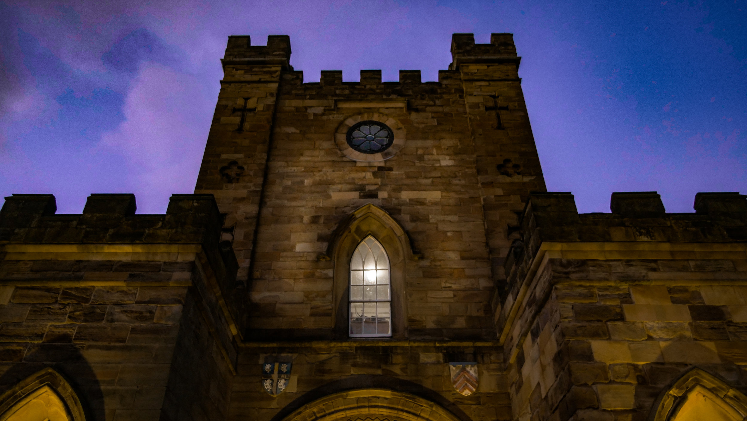 Durham's historic castle