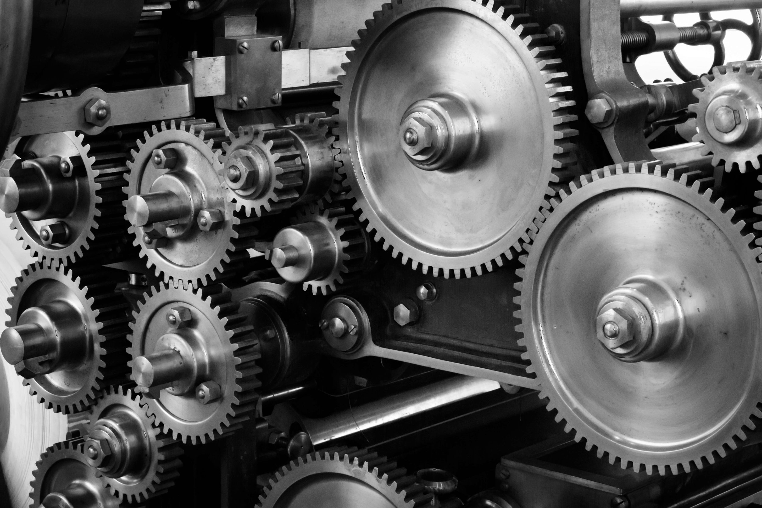MECHANICS  • Product and machine construction • Strength calculation (FEA) and documentation • Construction, development and machine design • CE marking • Piping and layout