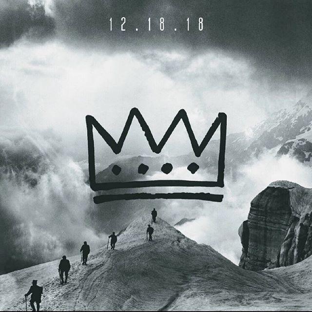 """""""The Ascent"""" - Album drops 12.18.18 🖤"""