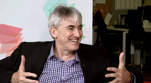 Martin Radvan - Global President,Mars Wrigley Confectionery