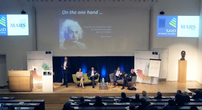 Measurement - Alastair Colin-Jones, Franco Cordaro and experts panel