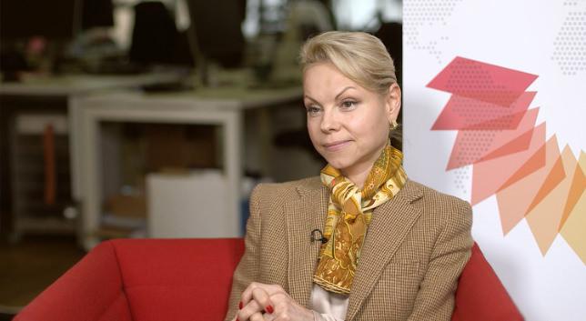 Patricia Falco Beccalli - Founder & CEO,Principle AG