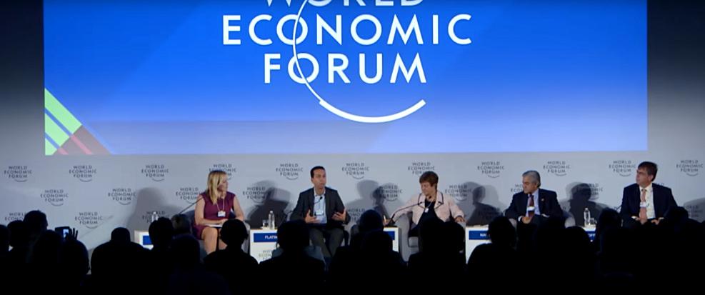 World Economic Forum Sustainable Development Impact Summit, NYC -