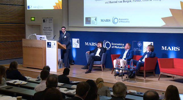 Mutual Profit vs. Financial Profit - Zafeer Nagdee, Colin Mayer CBE, Jacek Szarzynski and Barend van Bergen