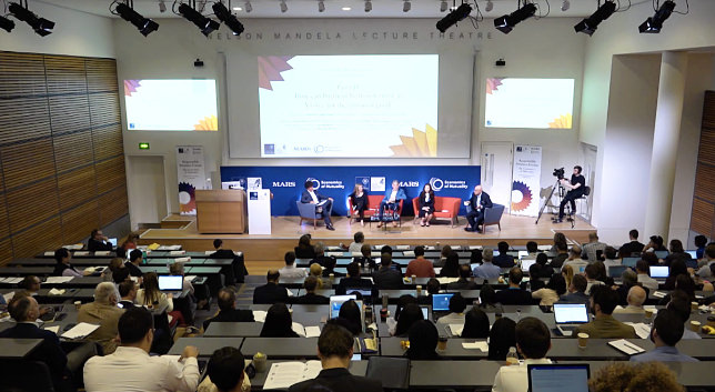 Transforming Business for the Common Good - Dana Bezerra, Avishay Braverman, Serena Kao, Martin Radvan and Alastair Colin-Jones