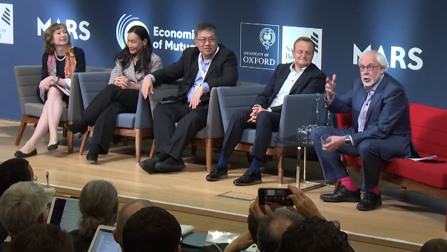 6. Finance and Purpose in Business - Timothy Wong, Jacek Szarzynski, Neo Gim Huay, Veronica Poole and Robert Eccles