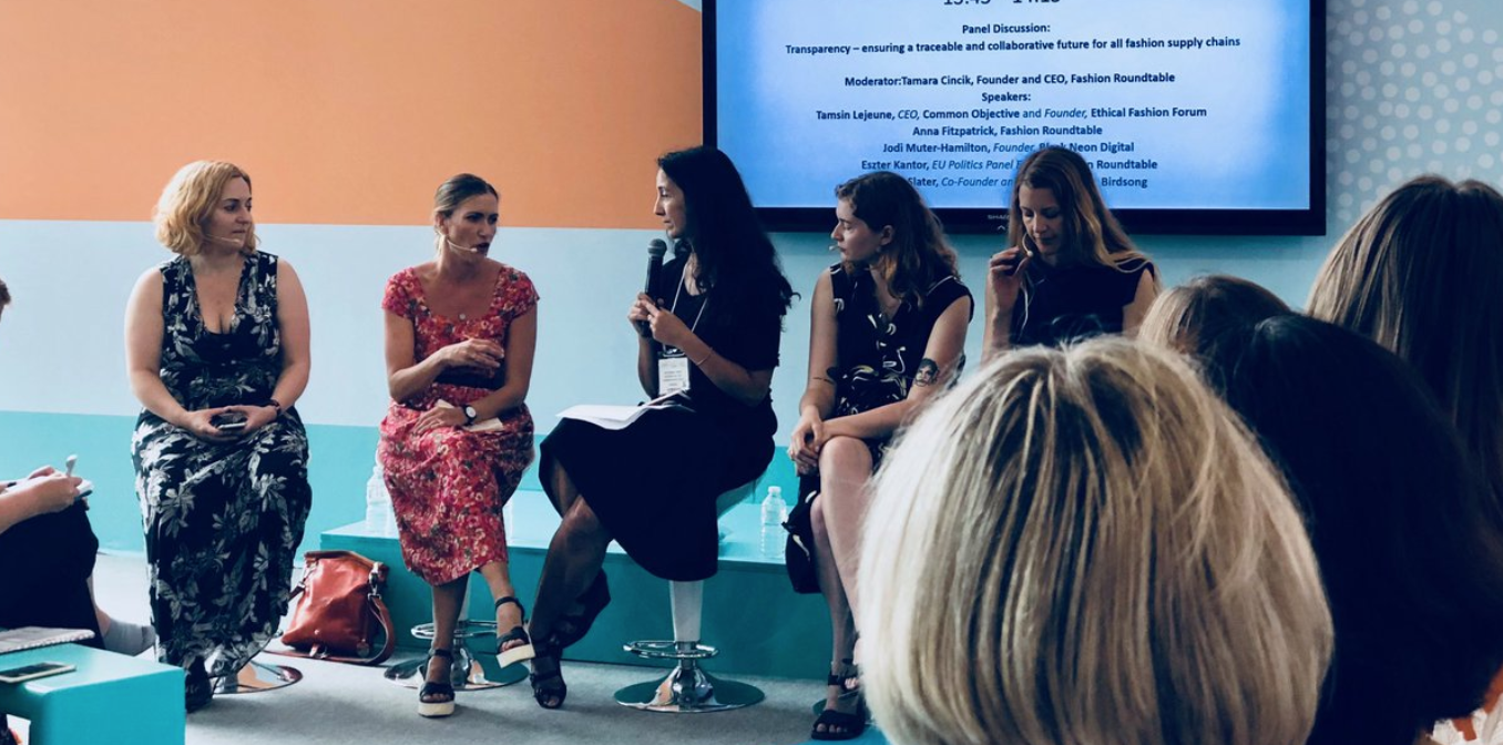 Tamara Cincik Speaking at PURE London - 21 - 23 JULY 2019