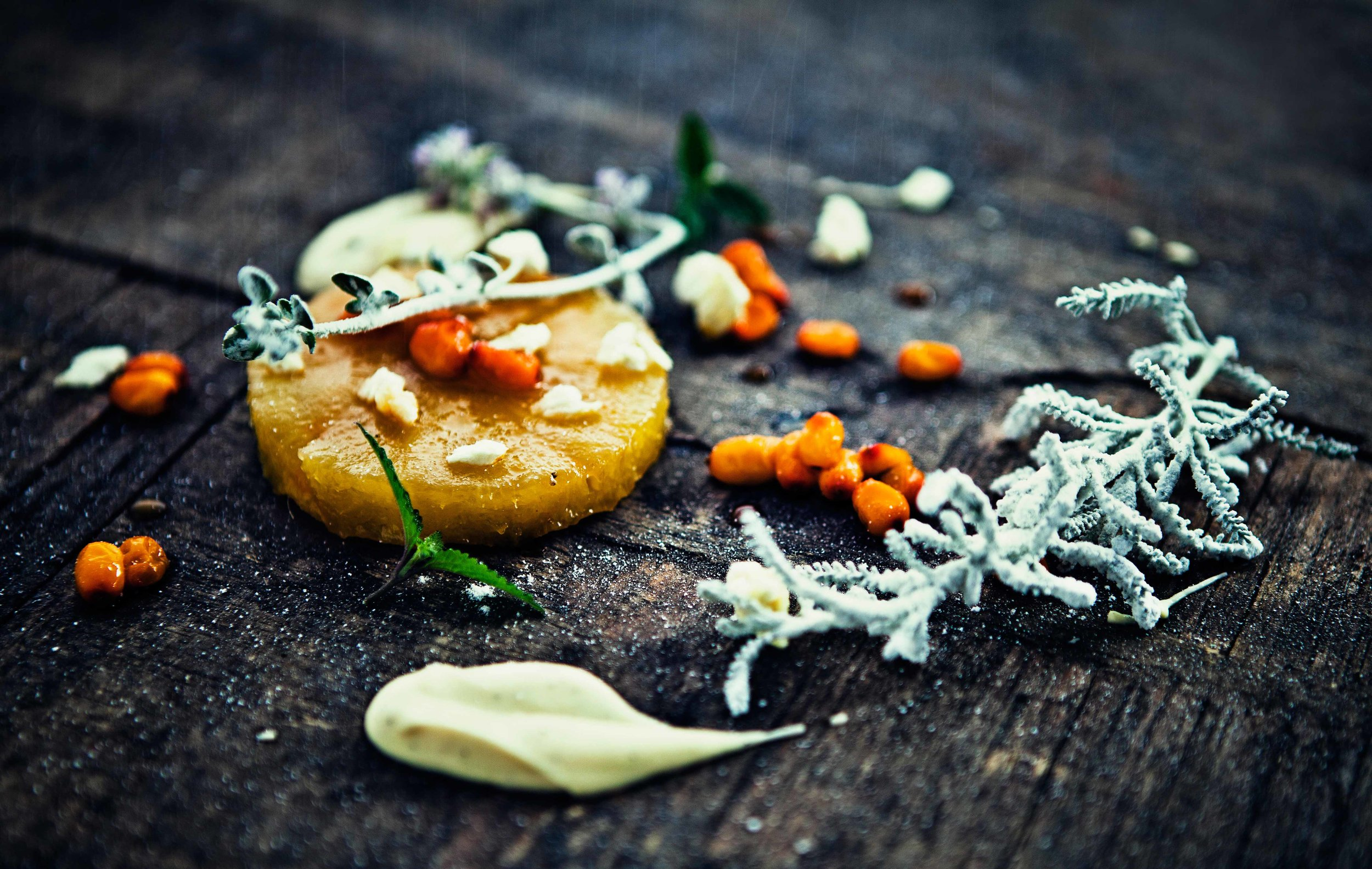 FOOD STYLING -