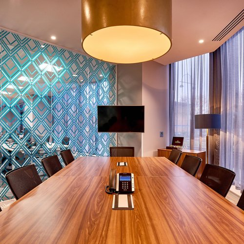 Tang Interiors Office Fitout