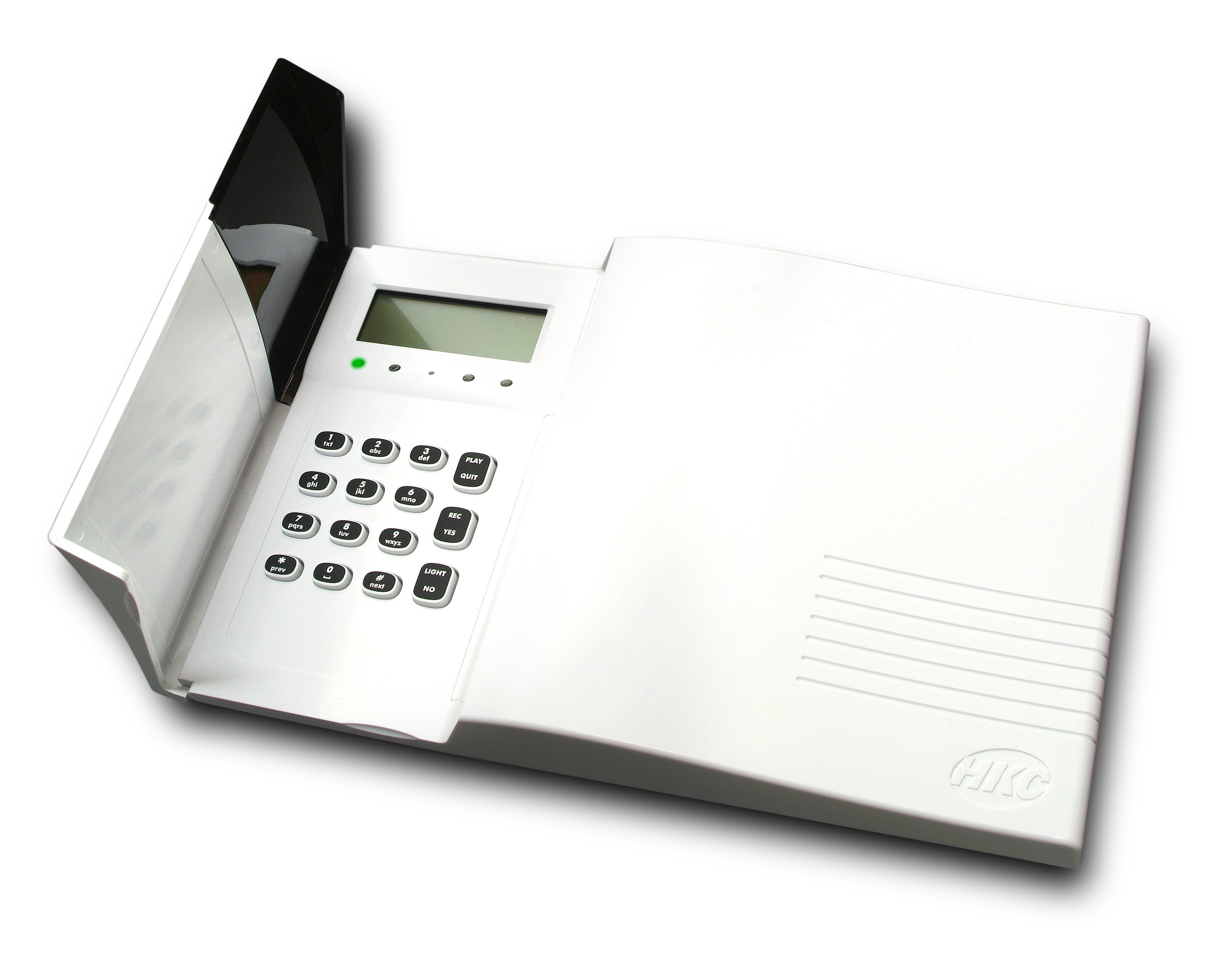 Wireless Intruder Alarm Control Panel