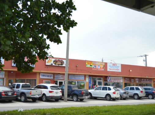 Property Type:  Retail   Purpose:  Refinance   Loan Amount:  $750,000   Location:  Hialeah, Florida