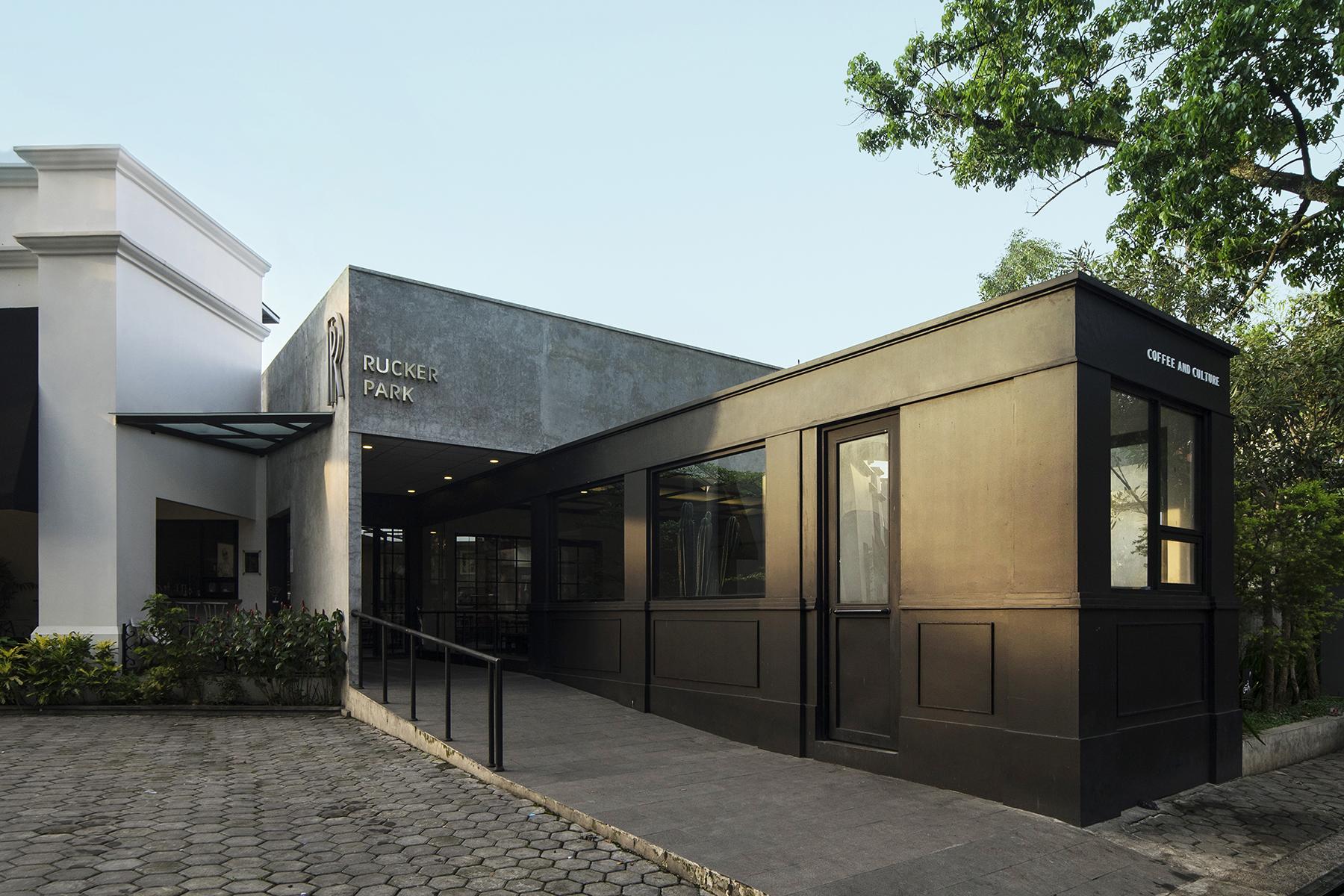 Rucker Park - Aaksen Studio