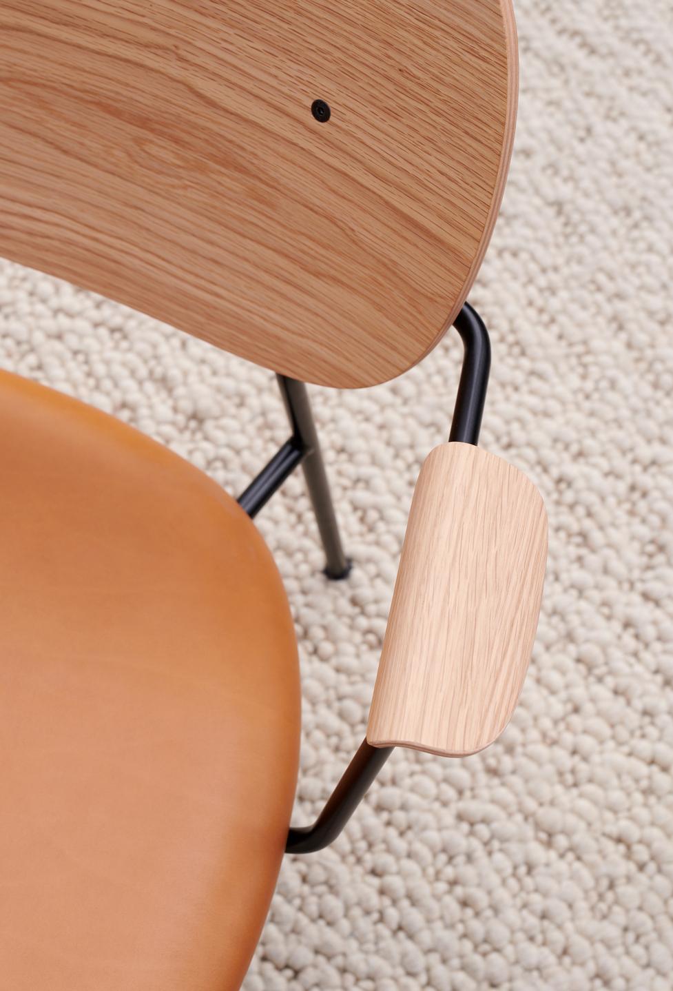 Co Lounge Chair by Menu  / via @kronekern