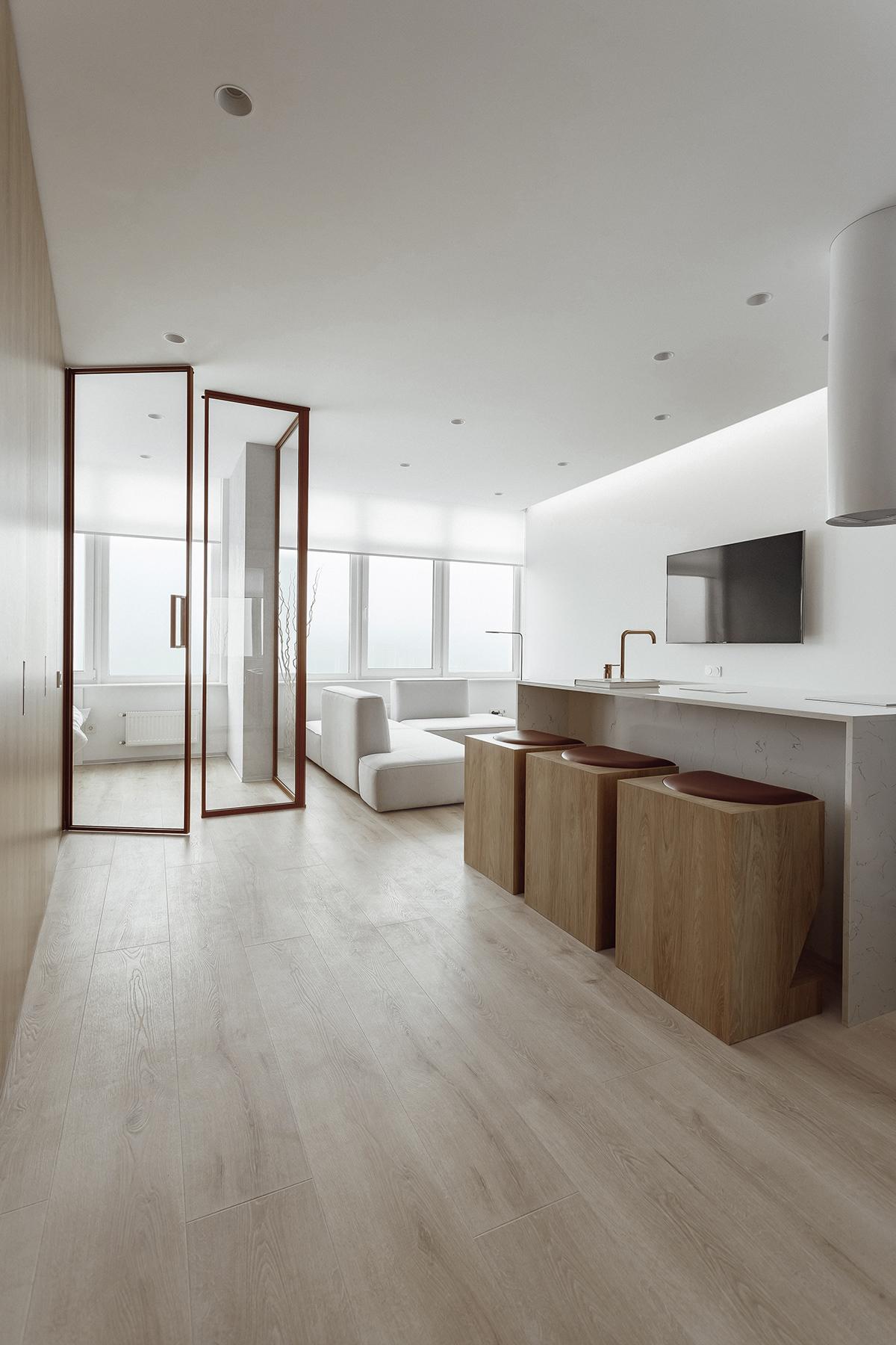 191 Apt by M3 Architects / via @kronekern