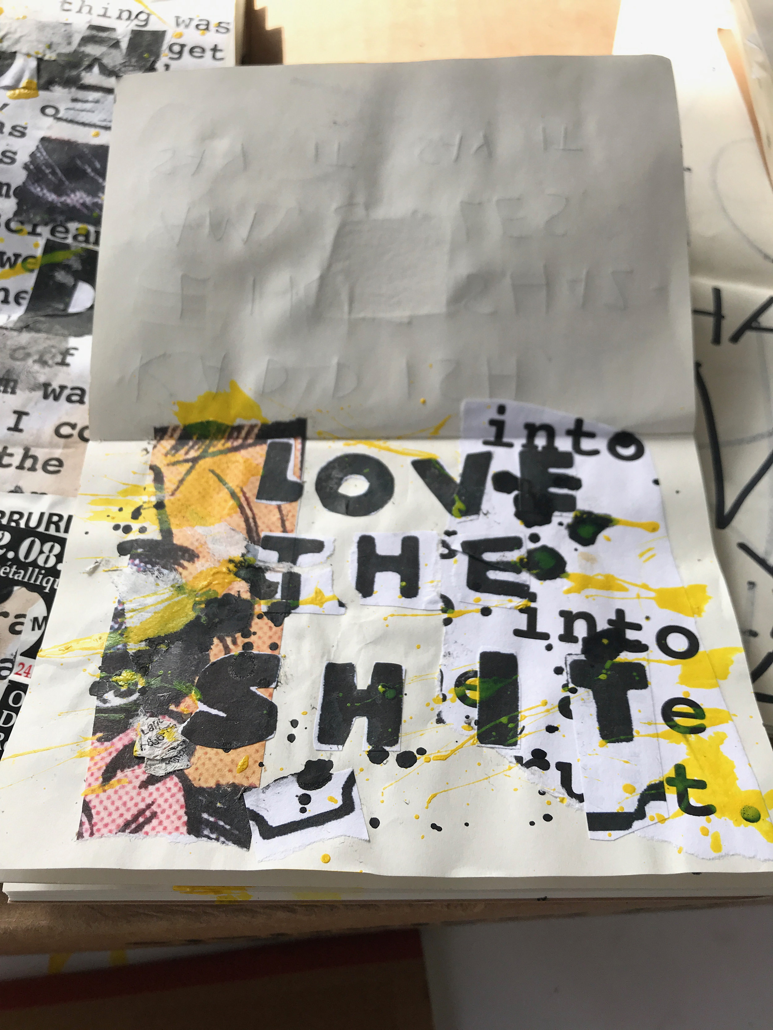 love the shit © 2019