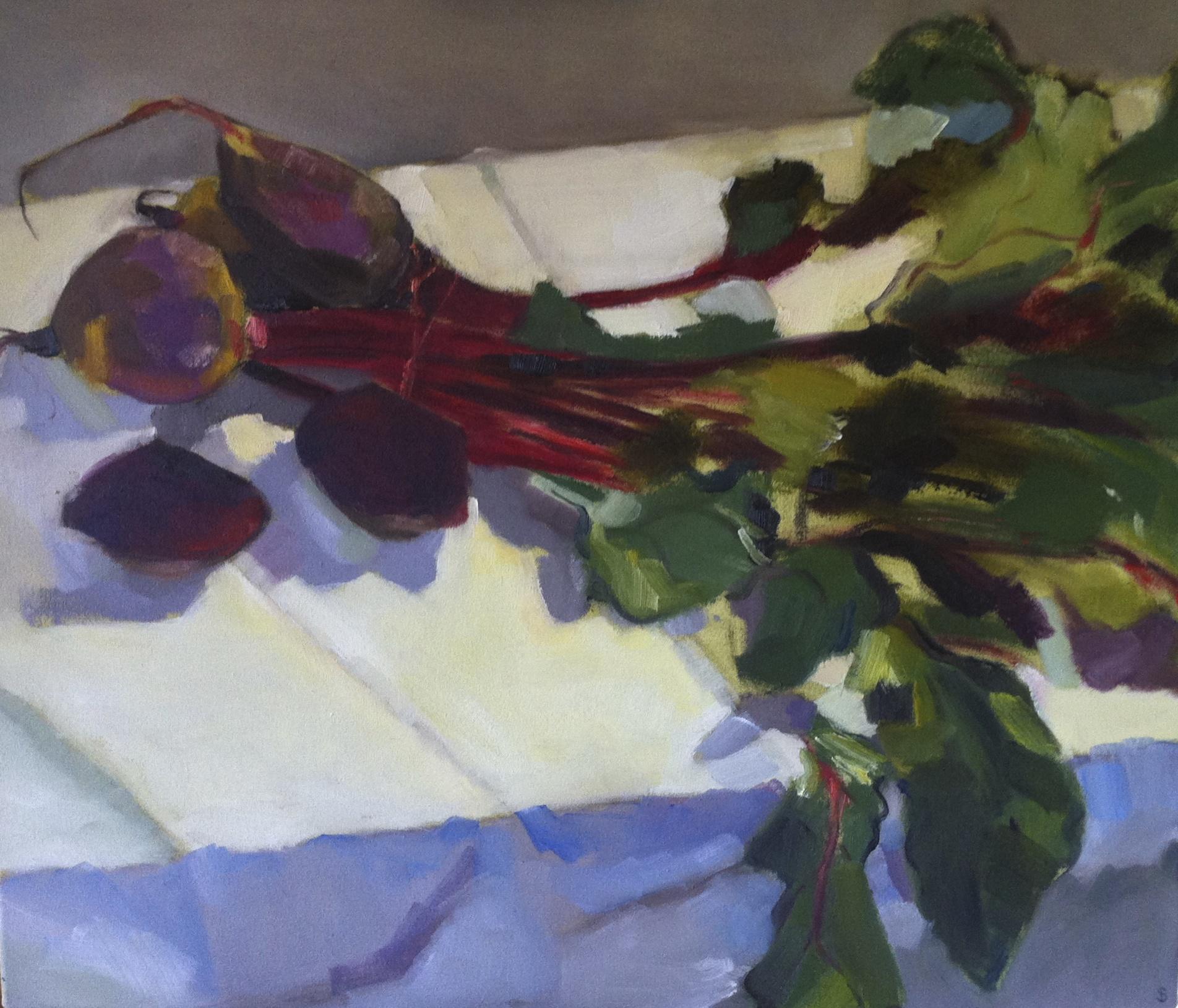 Alice Sheppard Fidler; Beetroots