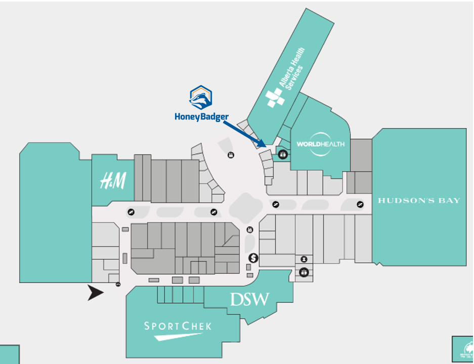 Sunridge Mall Floor Map HoneyBadger Location.PNG