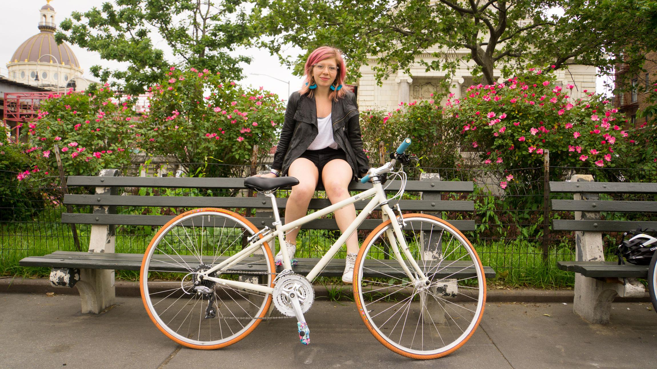 Leah Goldberg - Rides: the Lorimer