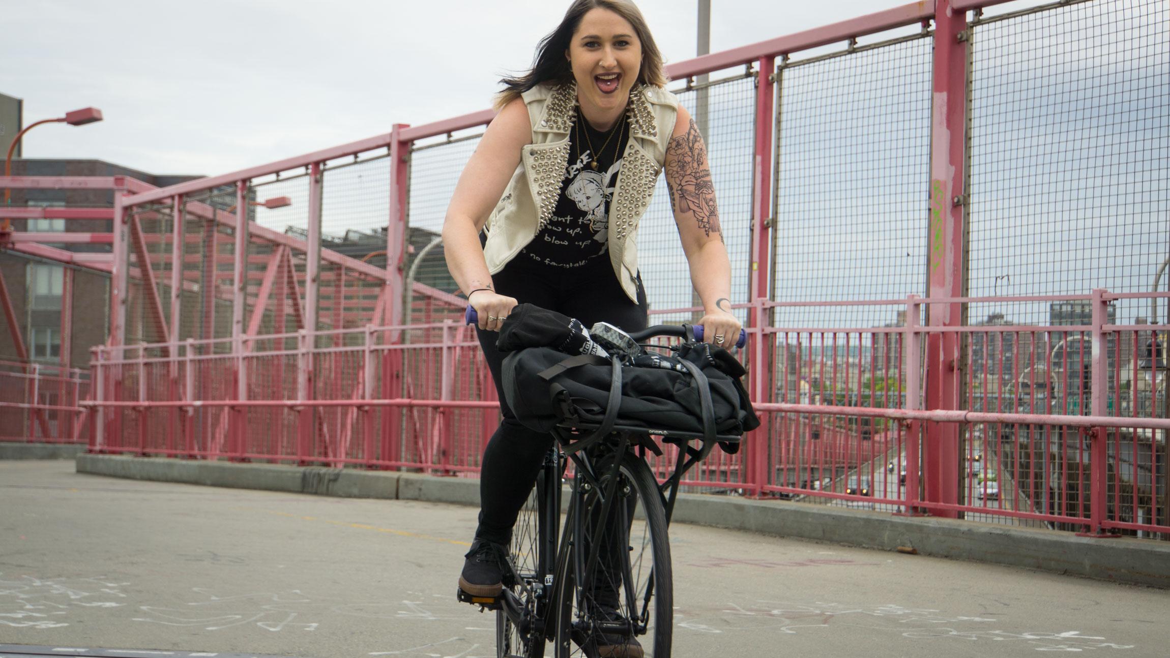 Angela Sorensen - Rides: the Roebling