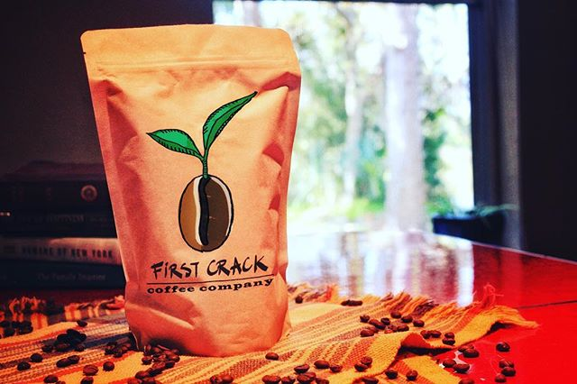 With First Crack there are single origin roasted beans for all palates: Costa Rica, Ethiopia, or Colombia... and more to come! Go to our website at 1stcrackcoffeecompany.com and check out what we have brewing for you...☕️😋 . . . #firstcrackcoffeeco #jacksonvillecoffee #coffee #jacksonvillebeach #coffeelovers #coffeeroasters #buylocal #coffeebeans #jacksonville #firstcrackcoffeejax