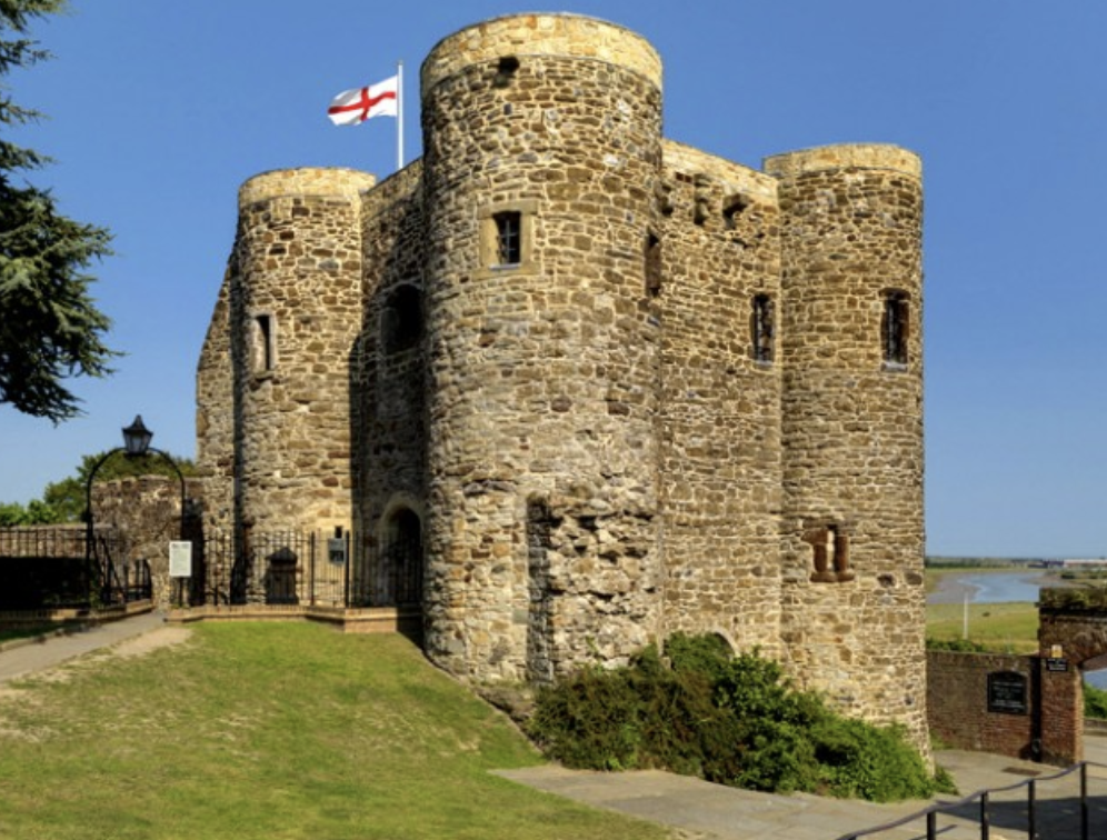 Rye Castle  has been a castle, a private home, a court hall, a gaol and is now an enjoyable museum. It's open from 10.30 to 5.30 March to November, 10.30 to 3.30 the rest of the year. Entry is £4 for adults, free for children