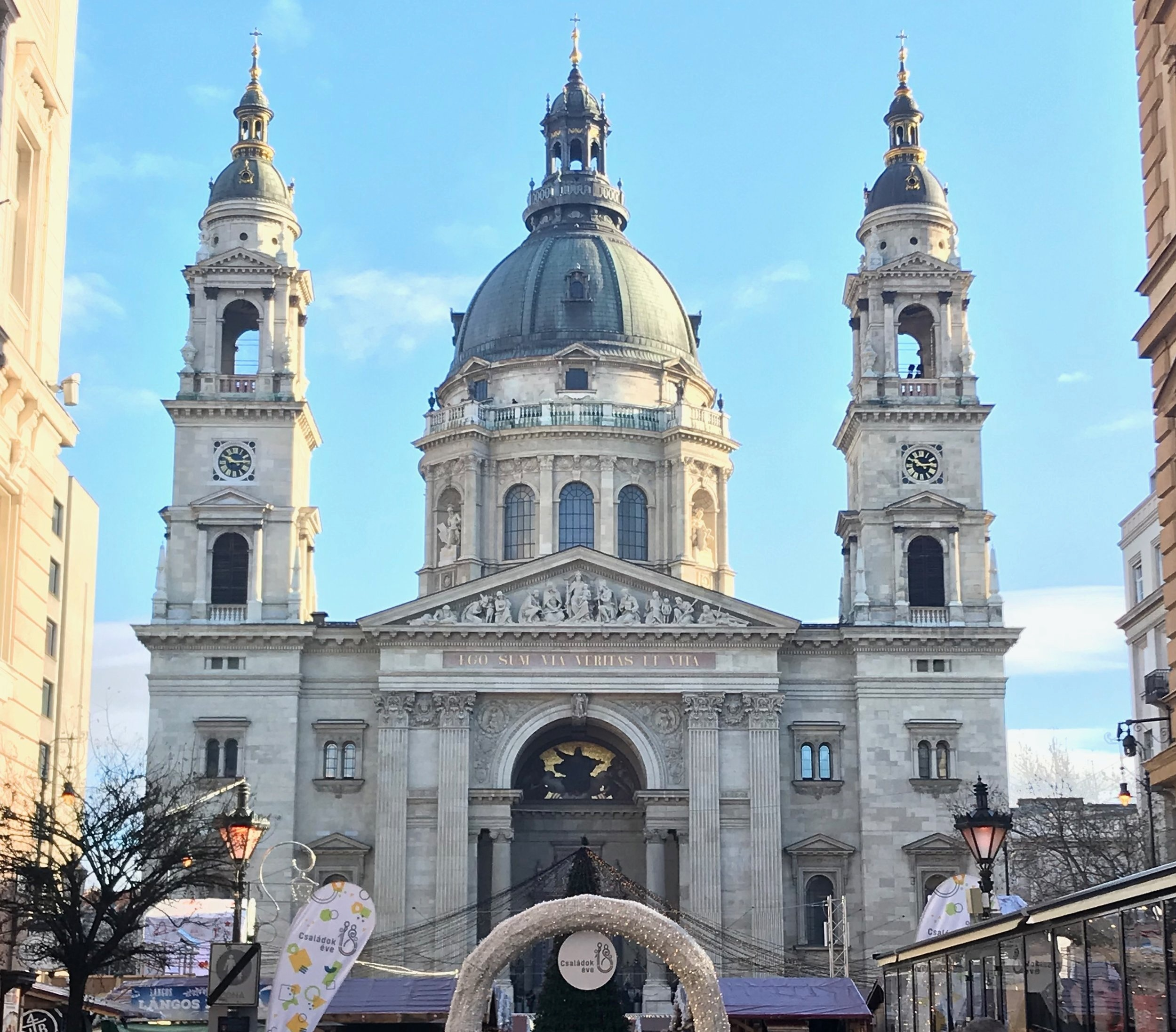 Basilica of St Stephen