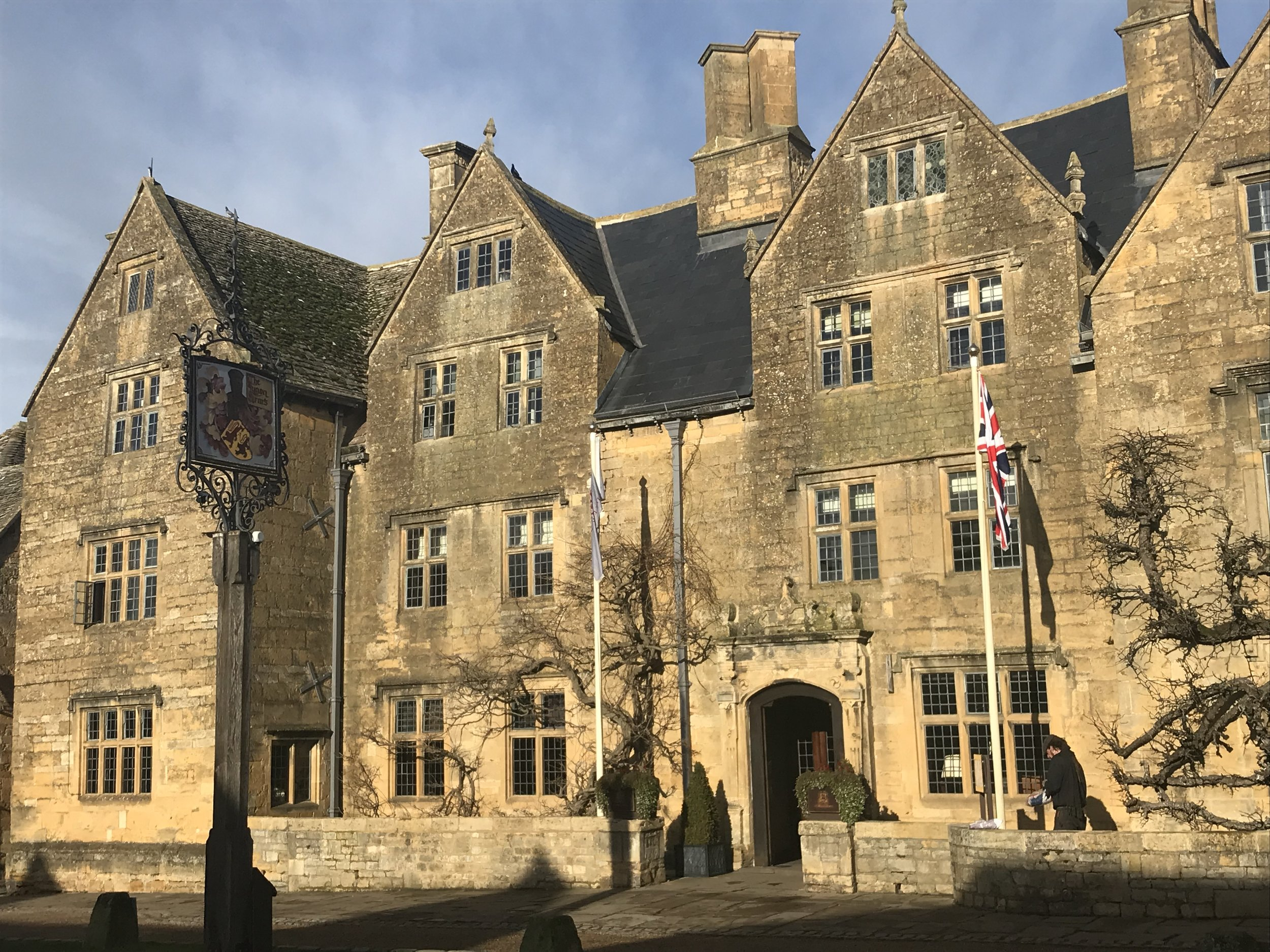 The Lygon Arms has seen some very famous, and infamous, guests over the centuries.