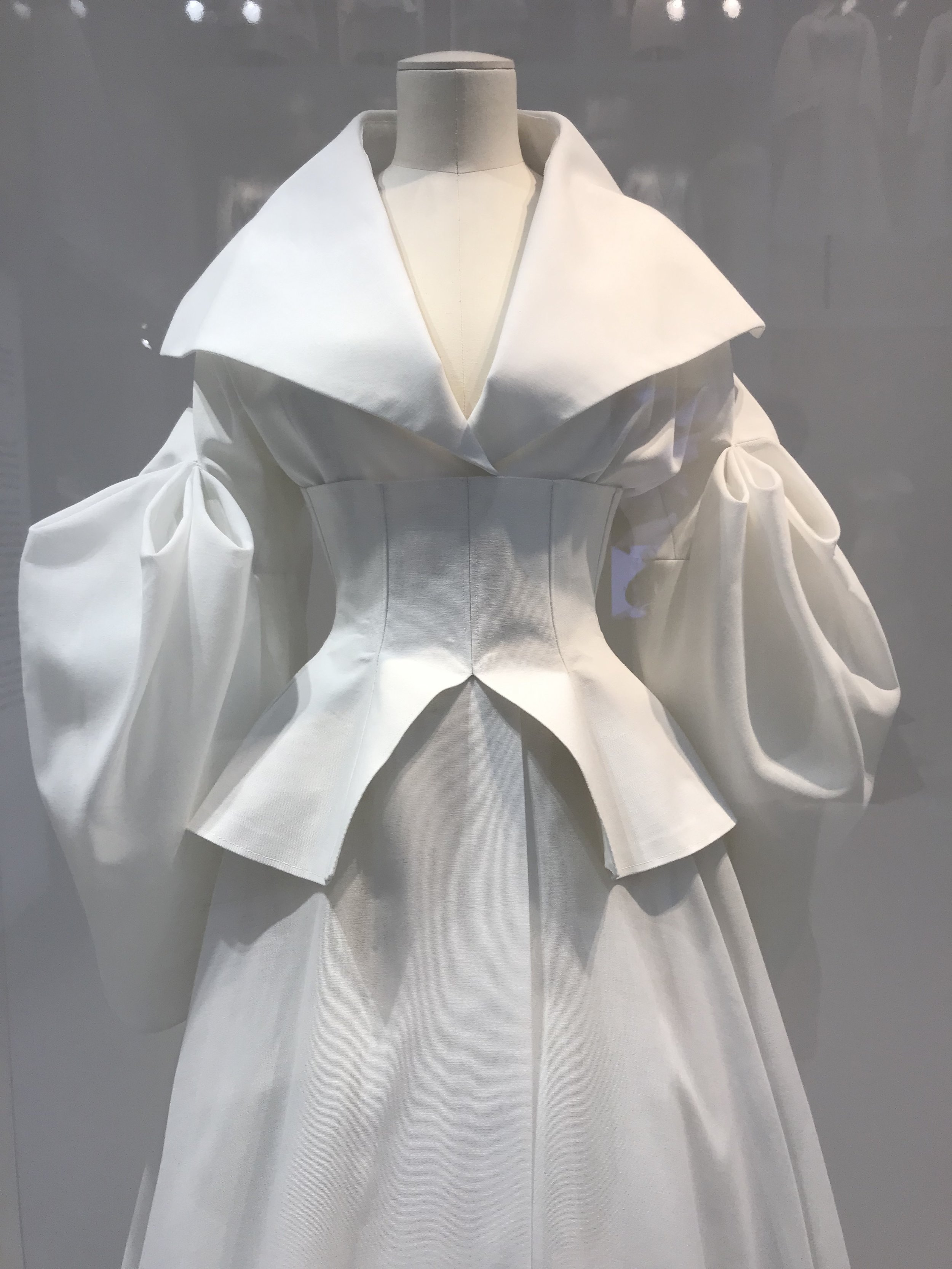 Dressmaking architecture celebrating the female form