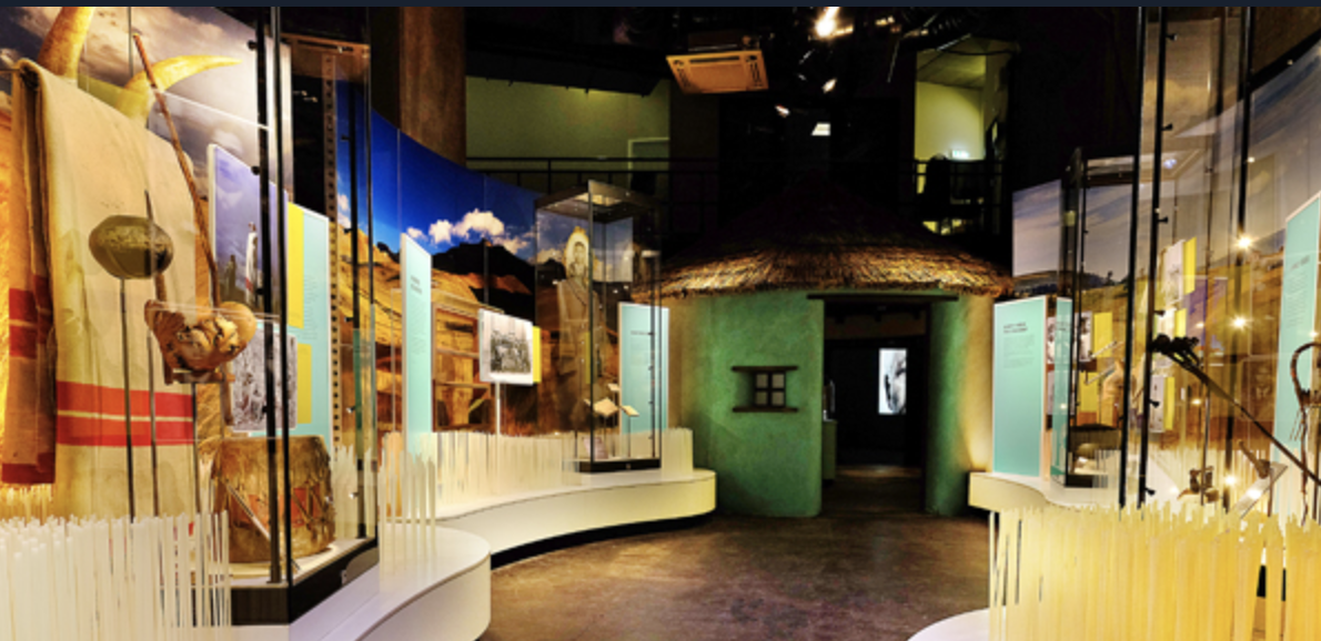 Nelson Mandela's story brought to life through exhibits, films and testimonies
